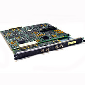 Cisco Systems WS-X5166 ATM Module Dual Phy-DS3 BNC for Catalyst 5505 DS-3