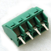 4-Pin PCB Screw Terminal Block Connector 12A 300V - Lot of 50