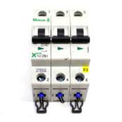 Moeller FAZ-Z10/3 Miniature XPole 3-Pole 10A Circuit Breaker MCB