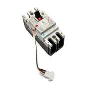 Mitsubishi NV50-SRU2020 No-Fuse 20A Circuit Breaker 240VAC 2-Pole SRU w/ GFI