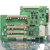 Meiden ZN77A uPIBOC-I Industrial Computer Motherboard Main Board Backplane PCB