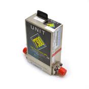 """Celerity Unit UFC-7300 Mass Flow Controller MFC CardEdge (H2 / 1L) 1/4"""" VCR"""