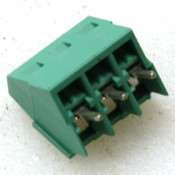 3P PCB Screw Terminal Block Connector 300V 12A - Lot of 50