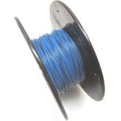 299 ft. RC1C22AWGBU/BK 22AWG Blue Hook Up Wire w/ Black Stripes 7 Strand 1007