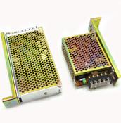 Lot of 2 IDEC PSR-DE70-S1-AC200 & IDEC PS3N-D05A1 Power Supplies AC DC