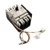 Mitsubishi NV100-HRU3020 No-Fuse 20A Circuit Breaker 240VAC 3-Pole HRU w/ GFI
