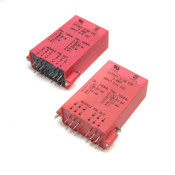 (2) NEW Analog Devices OD6OQ Input Modules 4-6VDC/3A Output 3-60VDC