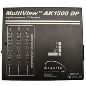 Magenta MultiView AK1500DP High Performance UTP 2-Port Cat 5 Receiver