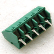 5-Pin PCB Screw Terminal Block Connector - Lot of 50
