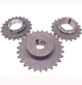 Lot of 3 Martin Sprockets (1) 80SF21 (1) 80BTB20H-2517 (1) 80B27H Sprockets