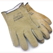 Ansell 400° F Heat Resistance Welding Work Gloves Crusader Flex 42-445 Sz 9