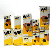 (18) NEW Assortment of Fram, Napa, Wix and AC Delco Car and Truck Fuel Filters