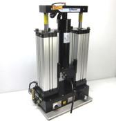 Graco Dispensit Titan 200 High Pressure Cartridge Feed System Sealant Adhesives Broken Handle