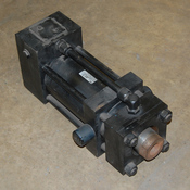 "Parker CDD2HXKTVS34AC Heavy-Duty HD Hydraulic Cylinder (5"" Bore/9"" Stroke)"