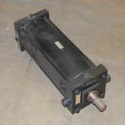"Parker CD2ANUS44AC Pneumatic 2A/2AN Air Cylinder (8"" Bore/18"" Stroke) 250 PSI"