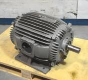 Toshiba EQP 40-Hp 3-Phase 3530-RPM 324TS Induction AC Motor TKKH Bearings 460V