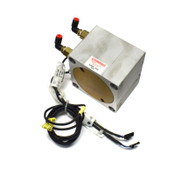 Compact Air Products QJM99-3420 Square Pneumatic Air Cylinder w/ WSCL Sensors