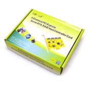 NEW I/O Crest SY-PEX40013 Quad-Port RAID Host Controller Card SATA II w/ Cables