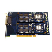 Ajinextek AXT BPHR with (2) COM-234SD Comm. Modules Semes ICJL-003 Included PCI