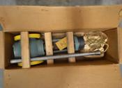 NEW Watson McDaniel Series 151 Temperature Regulator Size:4 Trim:125FLG 60-100�F