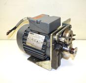 Kebco K20R 63 G4/05 FDS-K 3-Ph .37-kW .5-Hp AC Motor w/ Plastic-Strapping Feeder