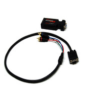 Hall Research Technologies UV1-S Mini-Cat UV1-CP-S Video Over UTP w/ YPbPR Cable