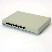 Central Data ST-1800+ SCSI Terminal Server, 2 SCSI Ports, 8 RJ45 Ports