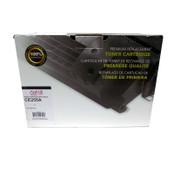 Dahill CE255A Black Toner Cartridge Replacement for Hewlett Packard HP