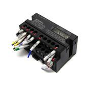 Mitsubishi Melsec AJ65SBTB1-8D CC-Link 8-Point 24V Input I/O Module PLC