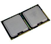 (Lot of 2) Intel XEON E5640 Quad Core 2.66GHz LGA 1366 CPU BX80614E5640