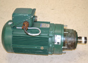 Sumitomo 7.5-Hp 3Ph TK-FV 60/6-Hz 1750/130RPM AF Induction Motor Inverter Reduce