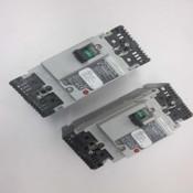 2 Fuji Electric FA SA52RCUL SA52RCUL/3 3A 2P 240VAC Auto Circuit Breakers
