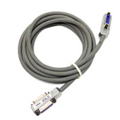 Amphenol DDK 408JE GPIB Interface IEEE Industrial Cable 10 Feet / 3 Meters