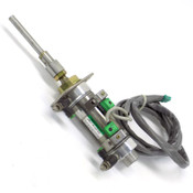 CKD CMK2-M-40-50 Cylinder & (2) CKD R3 DC5/24V Sensors & (2) CKD SC3G-6-4 Valves