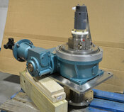 """Camco 902RDM 4-Position Rotary Index Drive Indexer + Reducer/Servo Cent-Dist-6"""""""