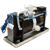 Iwaki FW-40T1-16 Air Driven Pneumatic Bellows Pump Process Liquid PTFE/PFA 40T