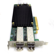 Emulex P005299-01B Dual-Port 8Gbps Fiber Channel Adapter w/ (2) Finisar Modules