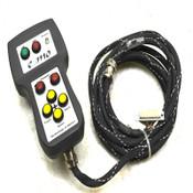 Easy Motion Technologies esmo 8-Button Handheld Remote Control Teach Pendant