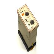 Omron SE-KP2N Motor Protective Relay 200/220/240VAC w/ 8PFA1 Relay Socket 250V