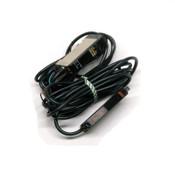 (Lot of 2) Omron E3X-DA41/E3X-A41 Automation PLC Photoelectric Sensors