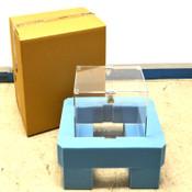 "Tencor 15.5"" x 10.5"" x 10.5"" Clear Acrylic Display Box w/ Removable Top"