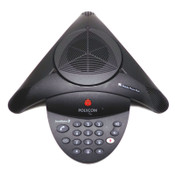 Polycom SoundStation 2 Conference Speaker Phone 2201-15100-601 No Cables