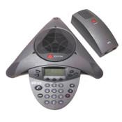 Polycom Soundstation VTX1000 2201-07142-001-M w/ Universal Module 2201-07156-002