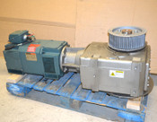 Reliance/Nord 30-Hp RPM AC Motor Speed Reducer 30090-inlb Force-Vent 460V L2158C