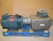Reliance/Nord 30-Hp RPM AC Motor Speed Reducer 30090-inlb 3-Ph Force-Vent 460V