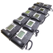 (Lot of 10) Cisco 7940 Series Unified IP VoIP Digital Business Office Phones