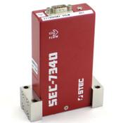 Stec SEC-7340M Mass Flow Controller MFC with option 792A, 5 SLM, HCl Gas