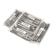 (50) NEW Metric 316 Stainless Steel M6x90 Socket Head Cap Screws/Bolts 1.00