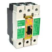 Cutler-Hammer Gi3030 Type Gi125 Circuit Breaker