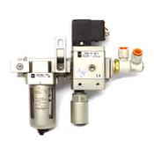 SMC NAV3000-N03-5DZ-Q Filter & NAF3000-N03  Filter